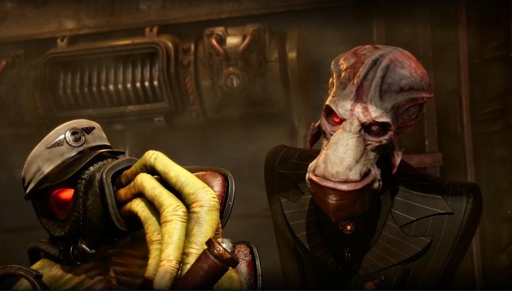 Oddworld: Soulstorm trailer includes some pretty demanding Mudokans screenshot