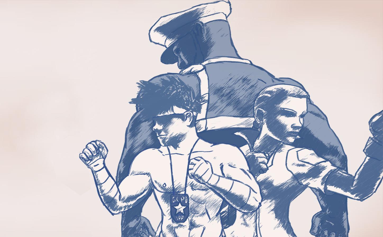Review: Super Punch Patrol screenshot