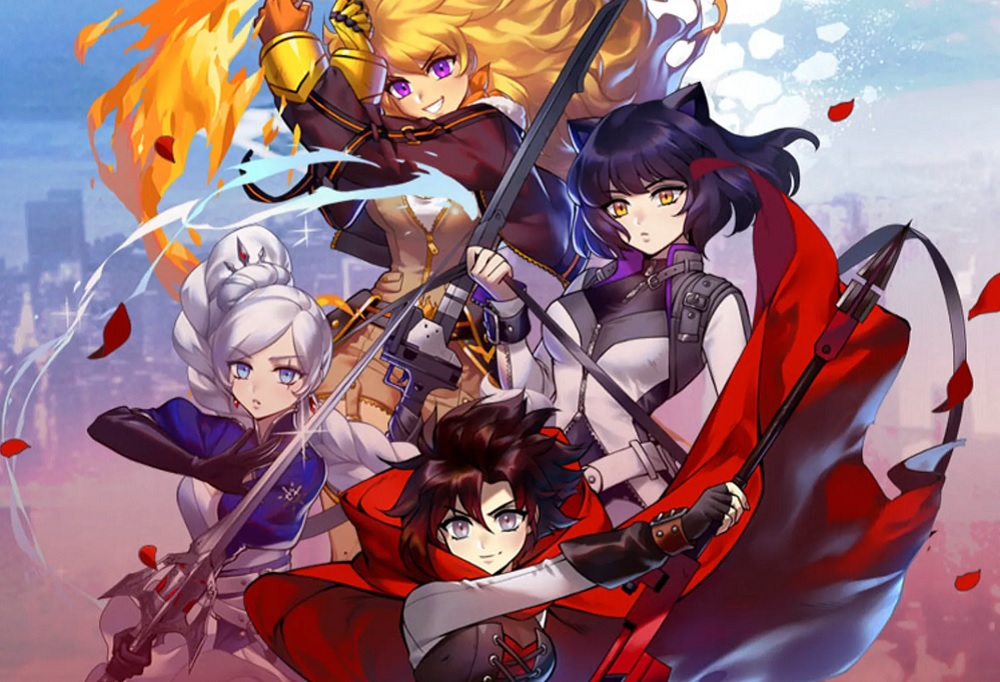 RWBY game coming from WayForward and Arc System Works screenshot