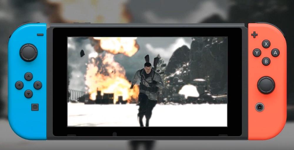 Sniper Elite 4 is taking aim on Nintendo Switch screenshot