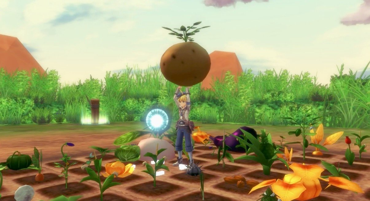 Rune Factory 5 looks like a colorful return to fighting for the farm screenshot