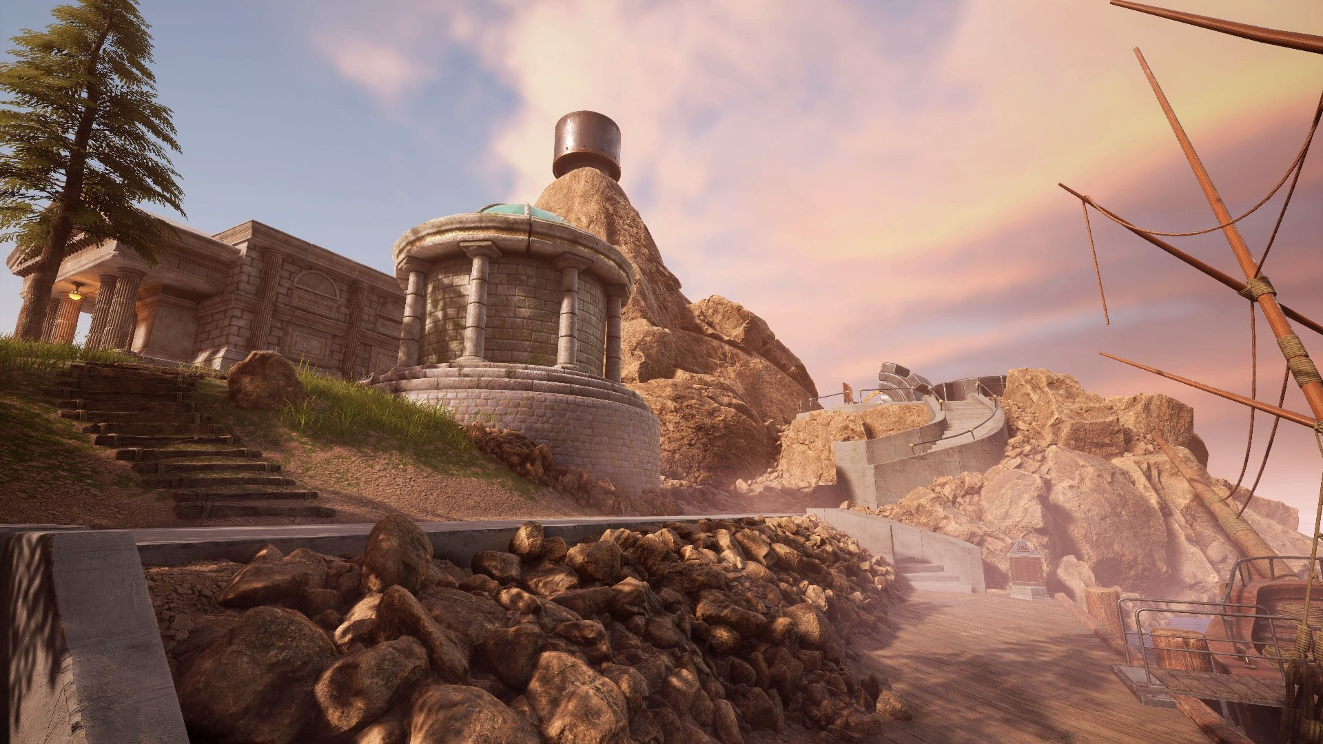 Cyan's reimagined Myst has VR support and 'optional puzzle randomization'