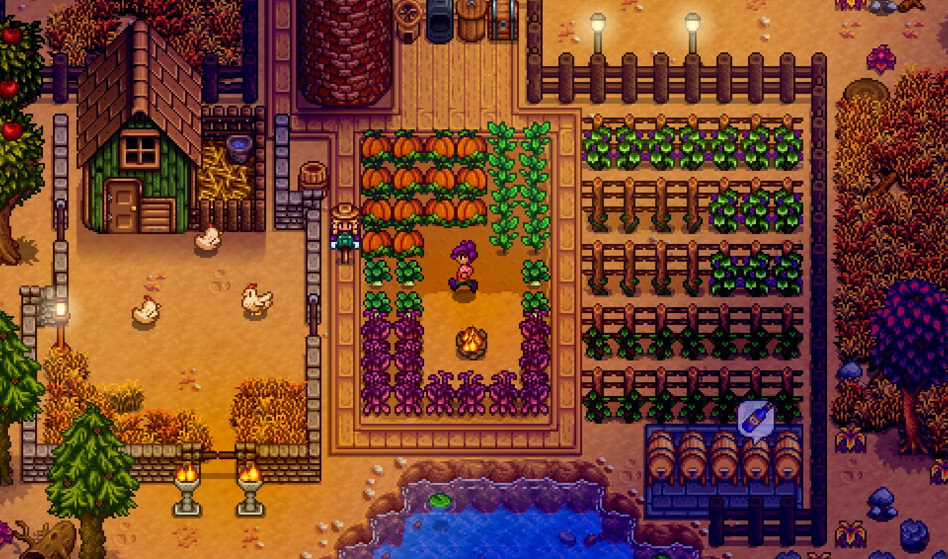 Stardew Valley just hit 'one million downloads' on both iOS and Android