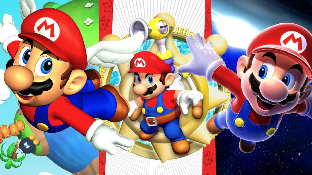 Super Mario 3D All-Stars tops this week's UK Charts screenshot