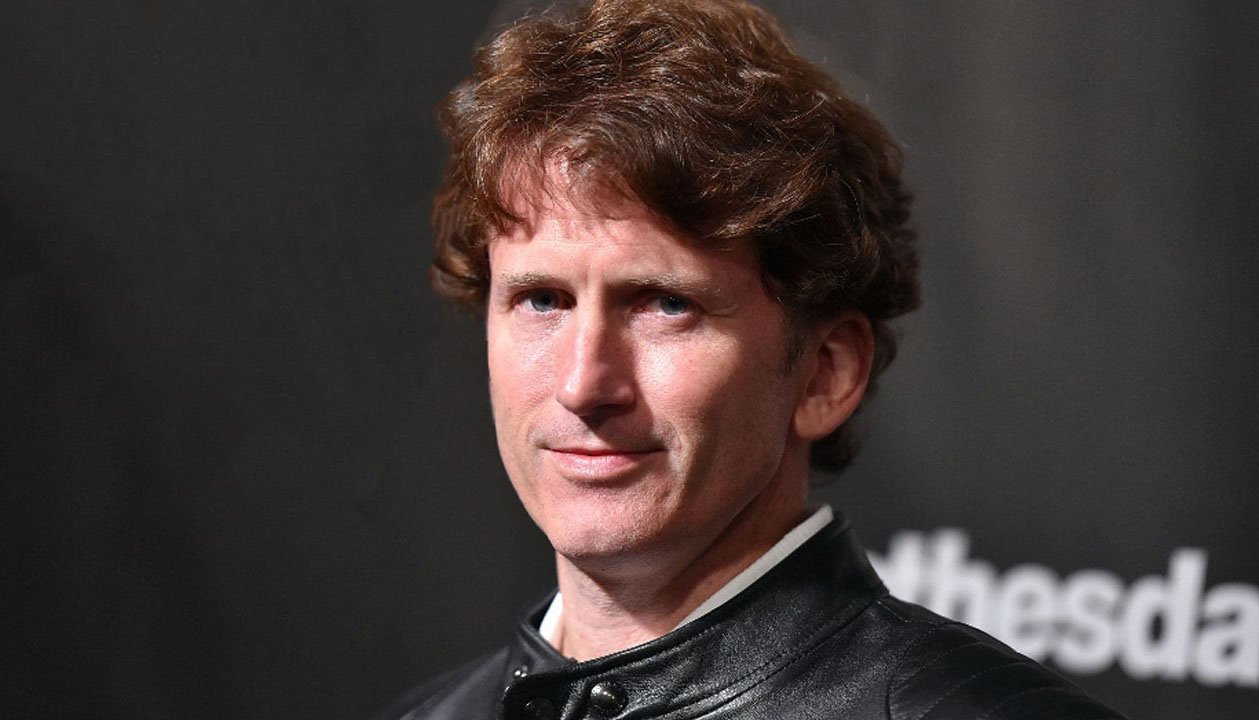 Xbox gave Todd Howard 1,000 Achievement points for being Todd Howard screenshot