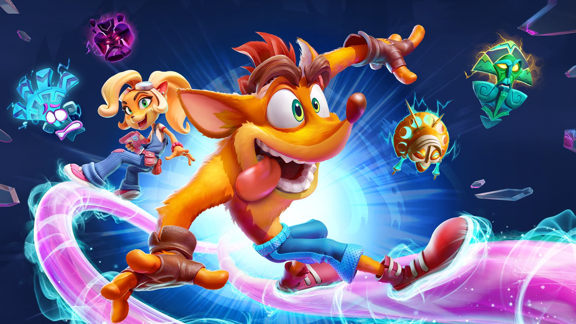 Review: Crash Bandicoot 4: It's About Time screenshot