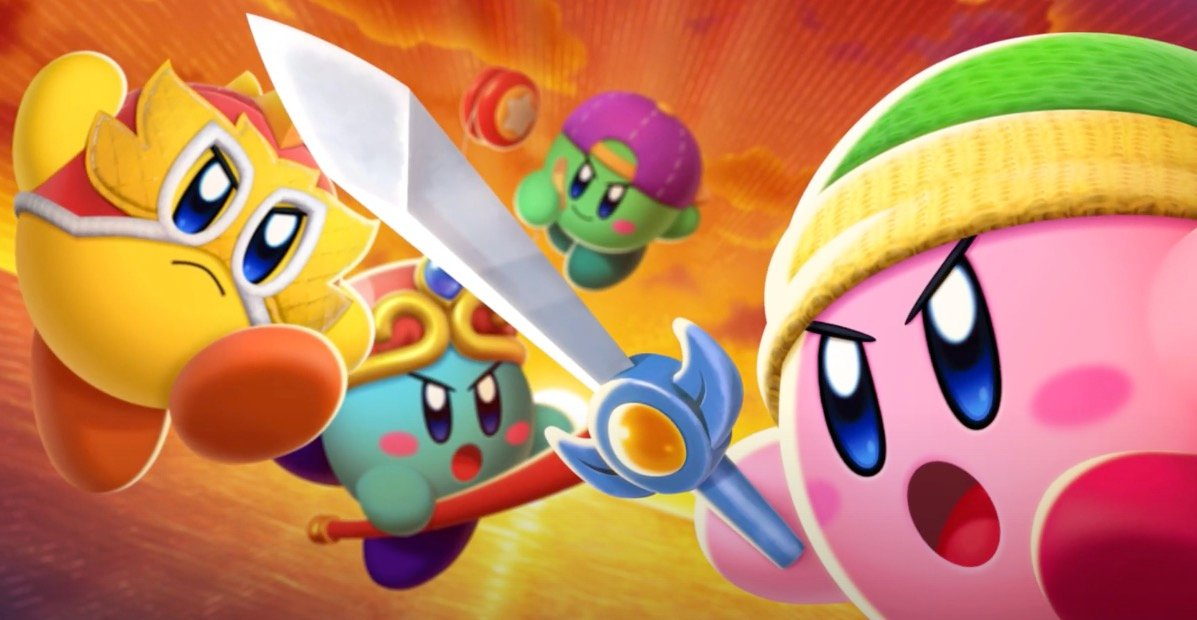 Kirby Fighters 2 gets a surprise release less than a day after it was first leaked screenshot