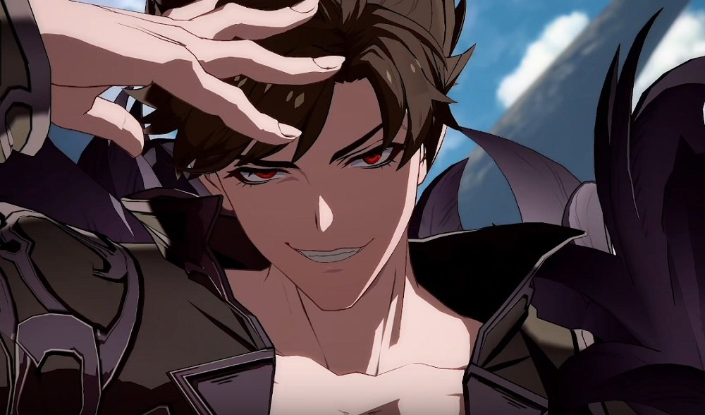 Belial brings his own brand of sexy chaos to Granblue Fantasy: Versus screenshot