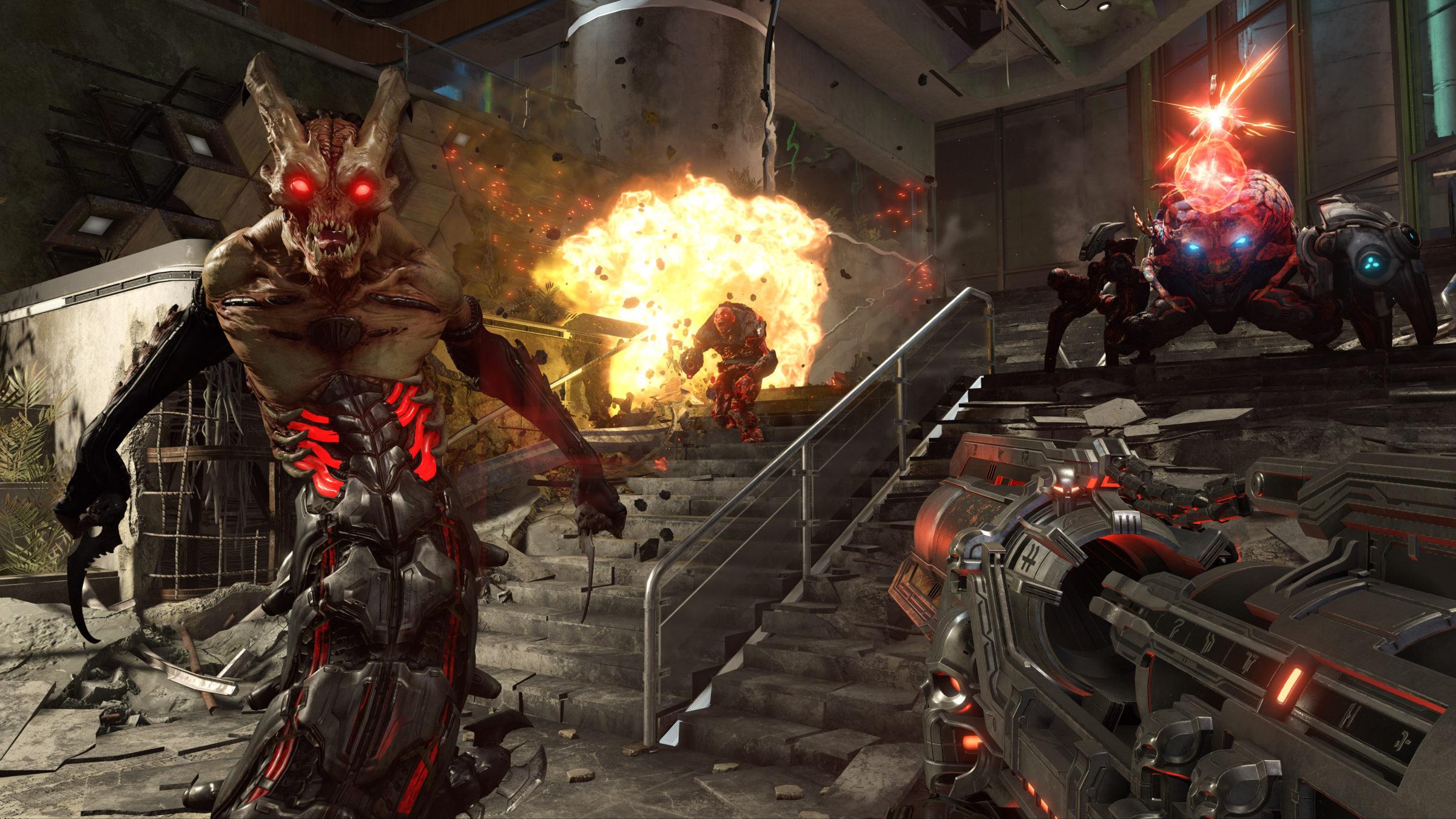 Hell yeah, Doom Eternal joins Xbox Game Pass next week screenshot