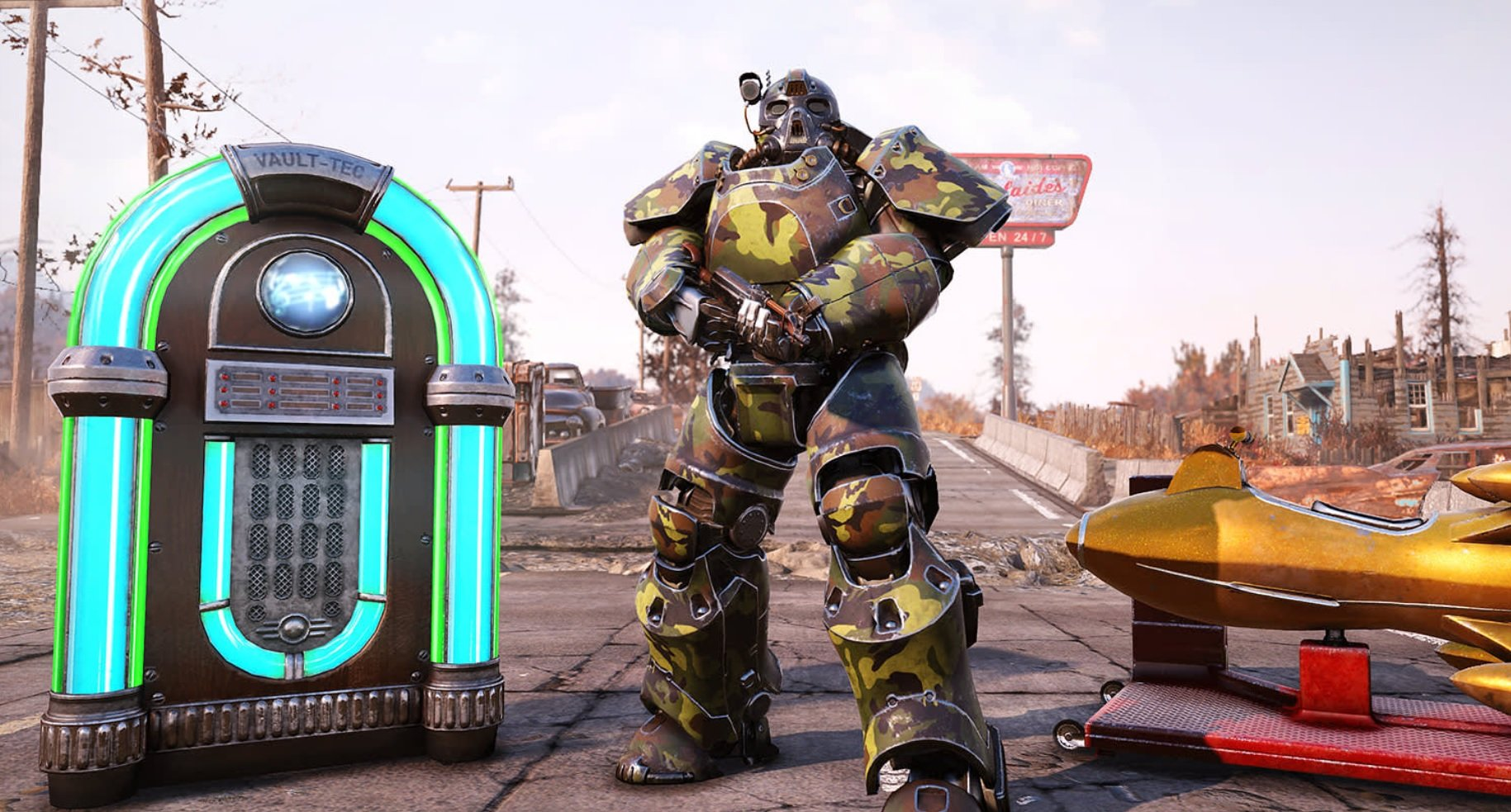 Fallout 76 is opening the public test server back up for some big changes screenshot