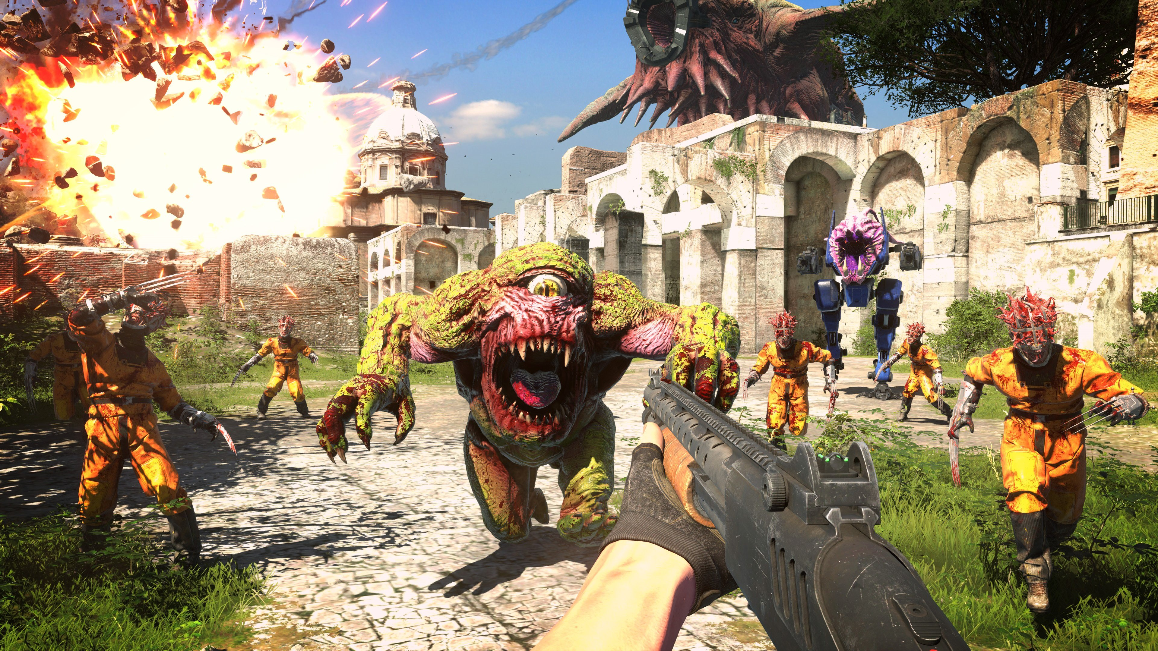 Contest: Win Serious Sam 4 for PC or Stadia screenshot