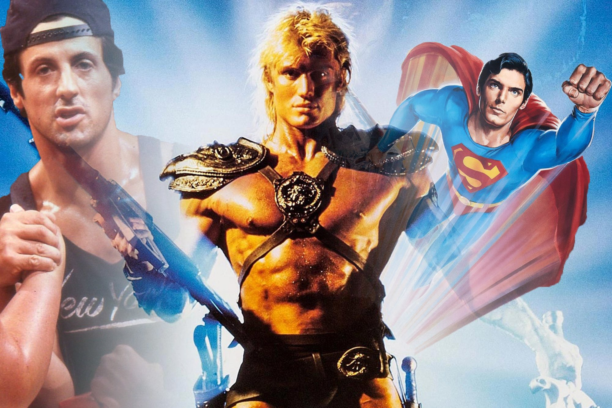 Podtoid asks which film is worse: Superman IV, Over the Top, or Masters of the Universe? thumbnail