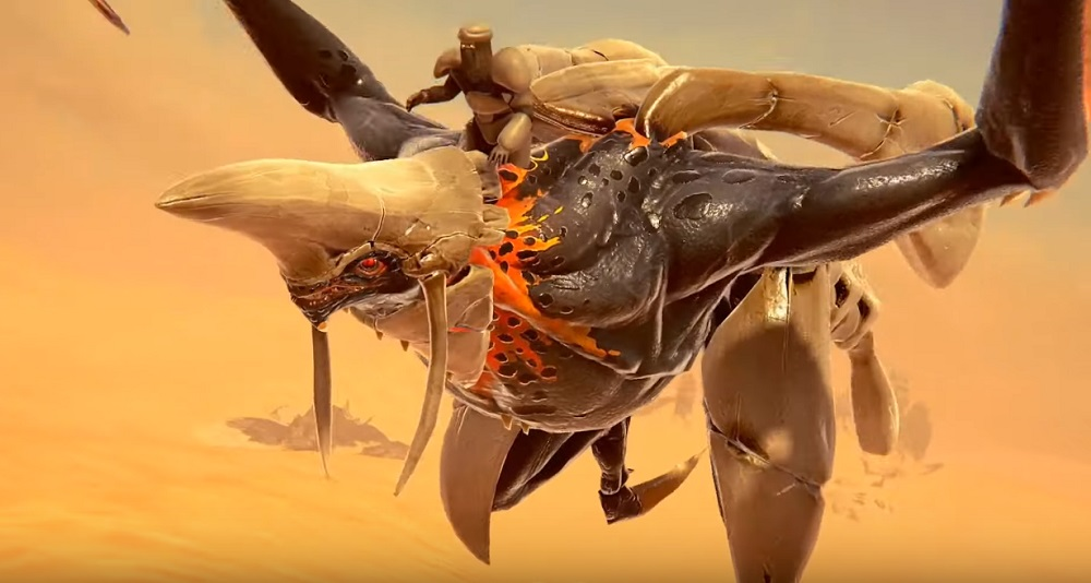 Panzer Dragoon: Remake is out now on PS4 screenshot