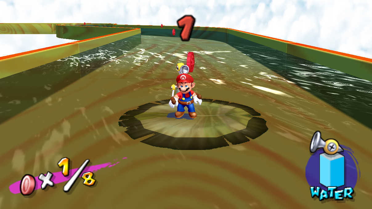 Are you collecting every star in Super Mario 3D All-Stars?