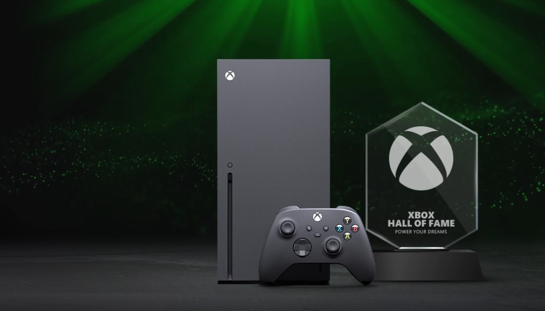 You'll get a free Xbox Series X if you can become an Xbox Hall of Famer screenshot