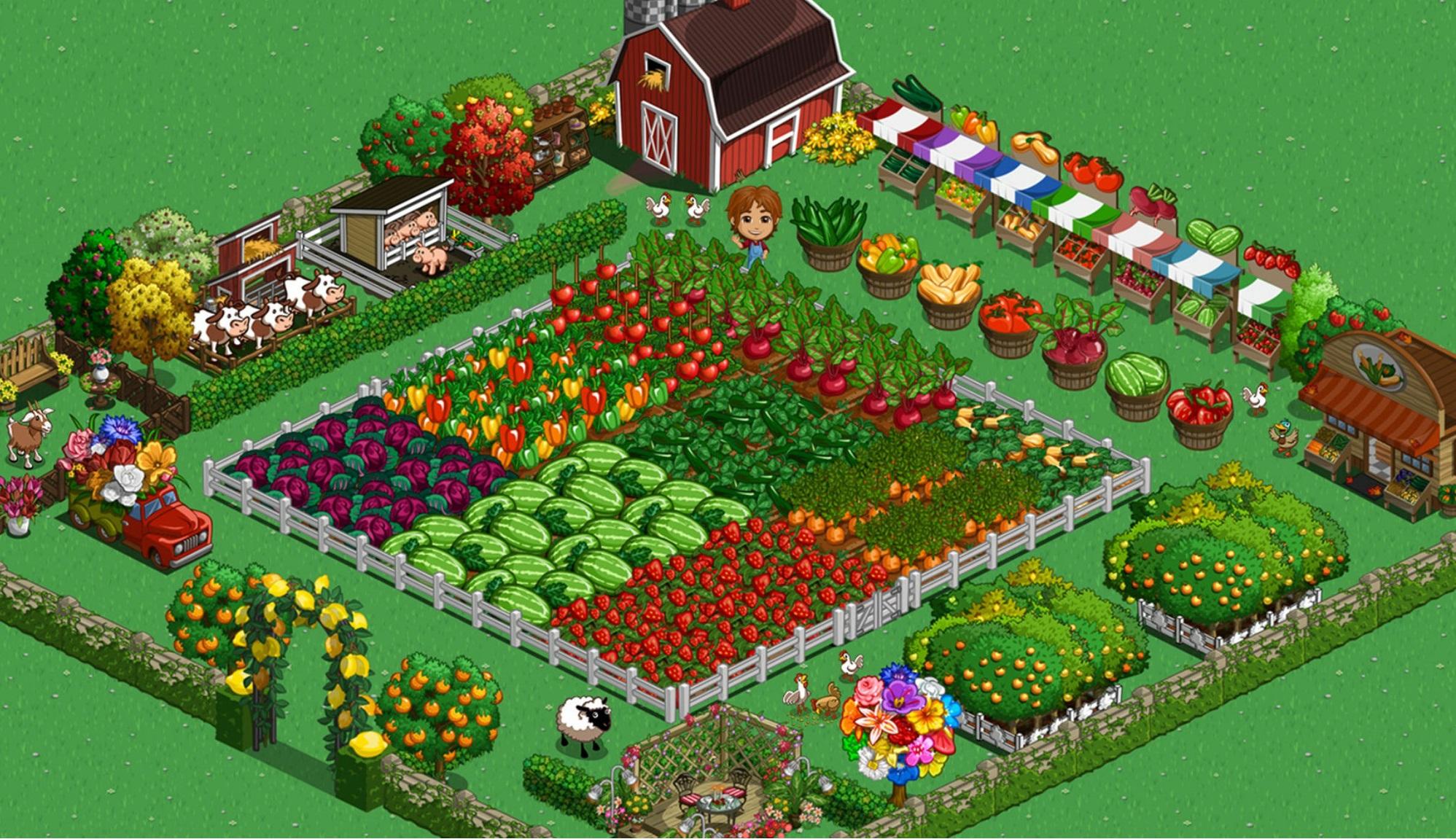 Zynga's legendary FarmVille to close after a decade of success screenshot