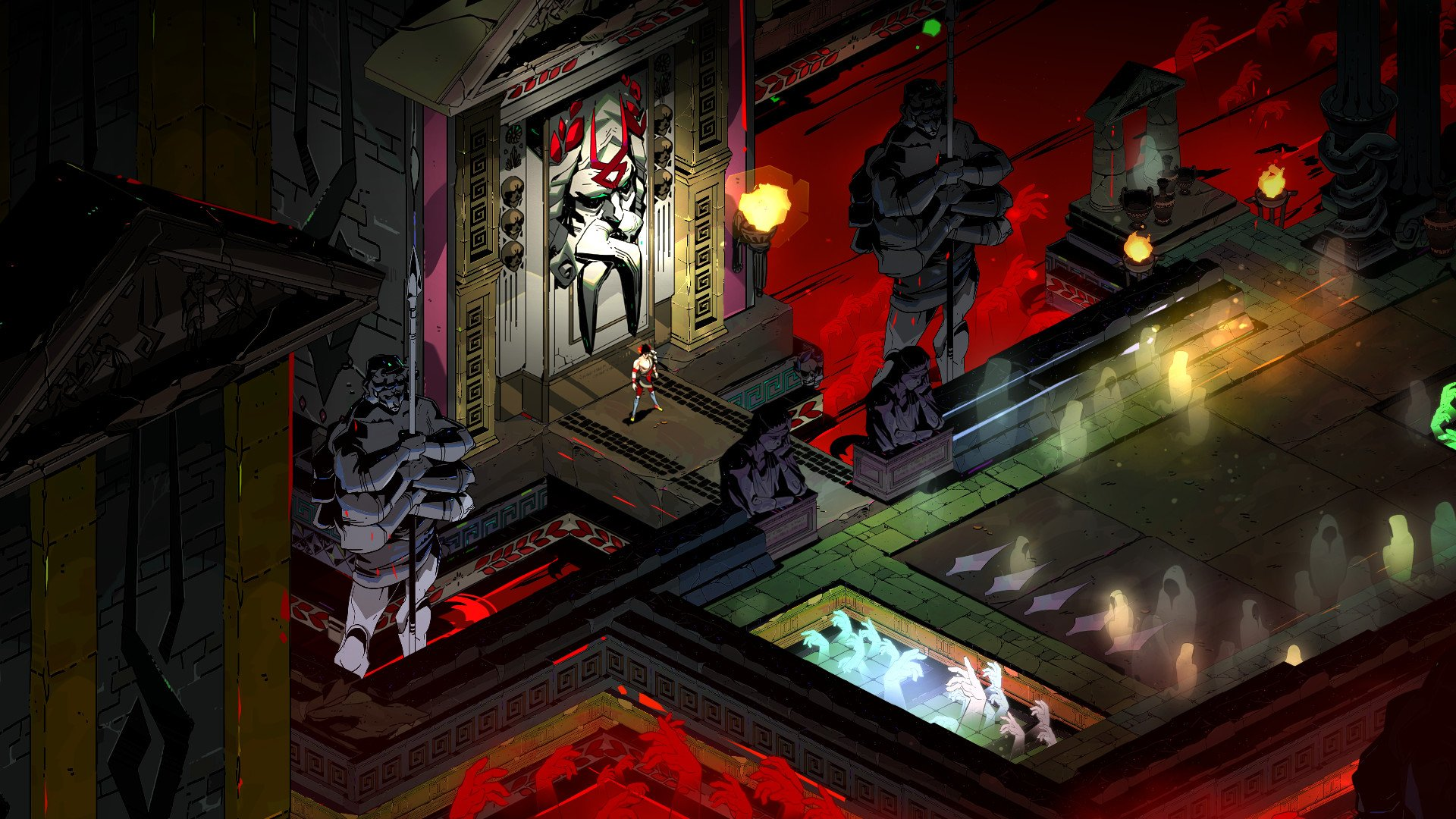Hades patched on Switch, cross-save estimated for 'sometime in October'