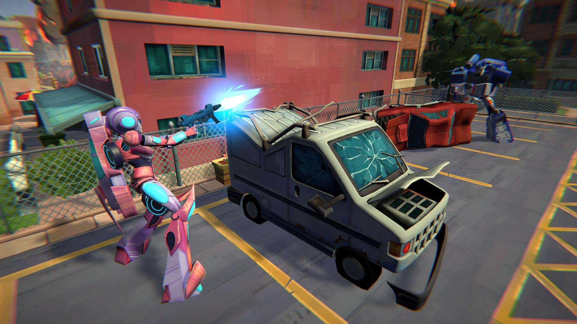 Transformers meets XCOM in less than a month screenshot