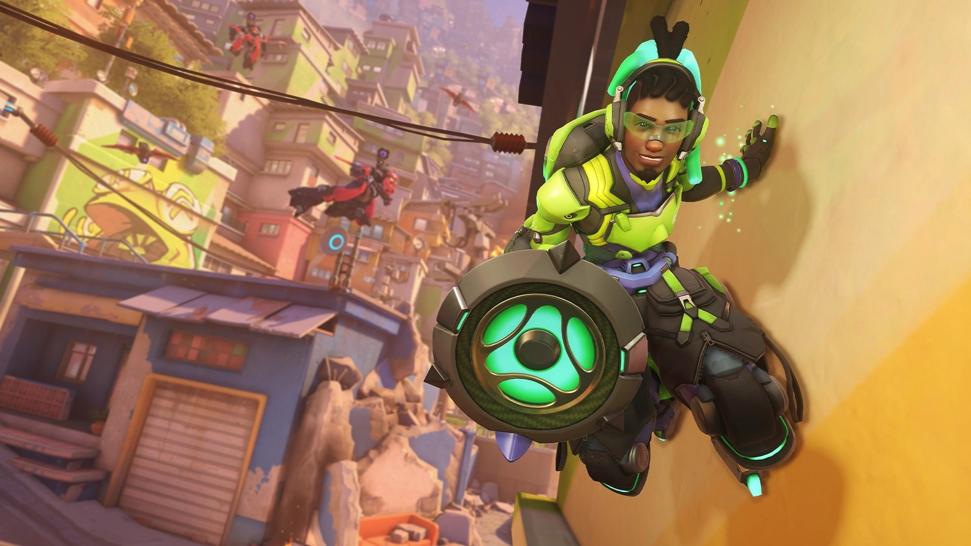 Get a free copy of Overwatch on PC screenshot