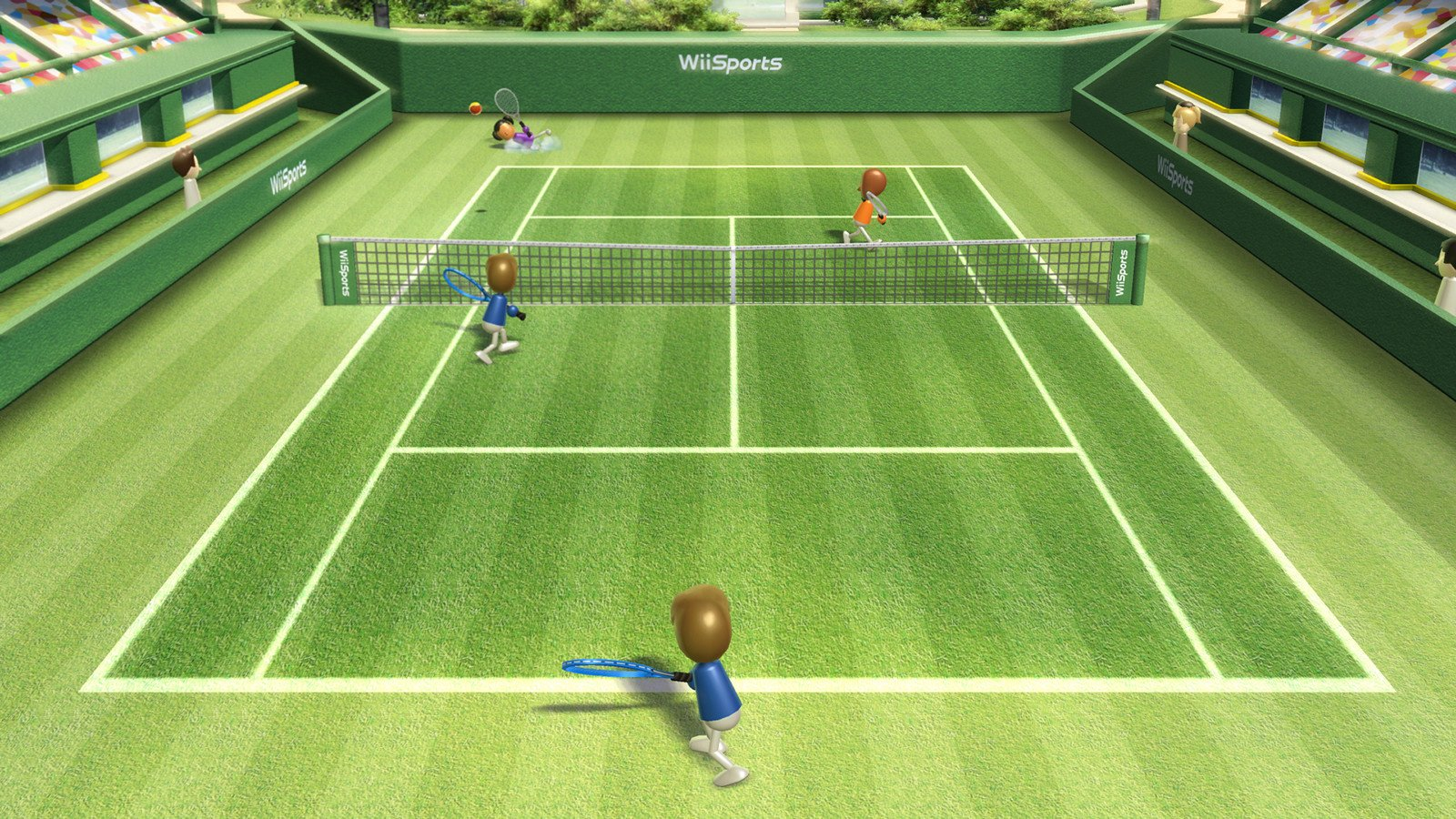 The Wii Sports theme is still a complete banger, and this video proves it screenshot