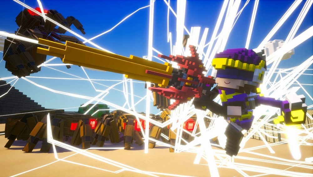 Earth Defense Force: World Brothers looks a hell of a lot of fun screenshot