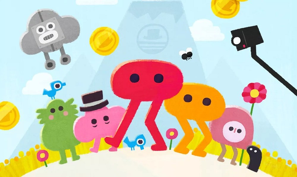 Pikuniku is free right now on Epic Games Store screenshot