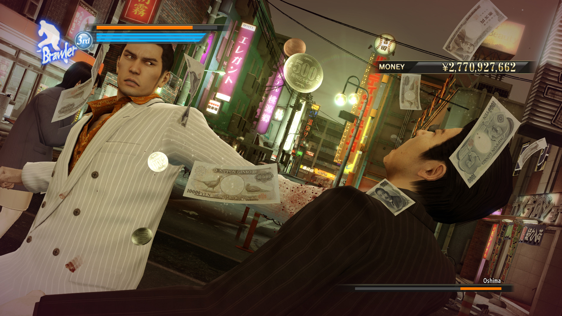 You can play three Yakuza games for free until Sunday if you have Xbox Live Gold screenshot