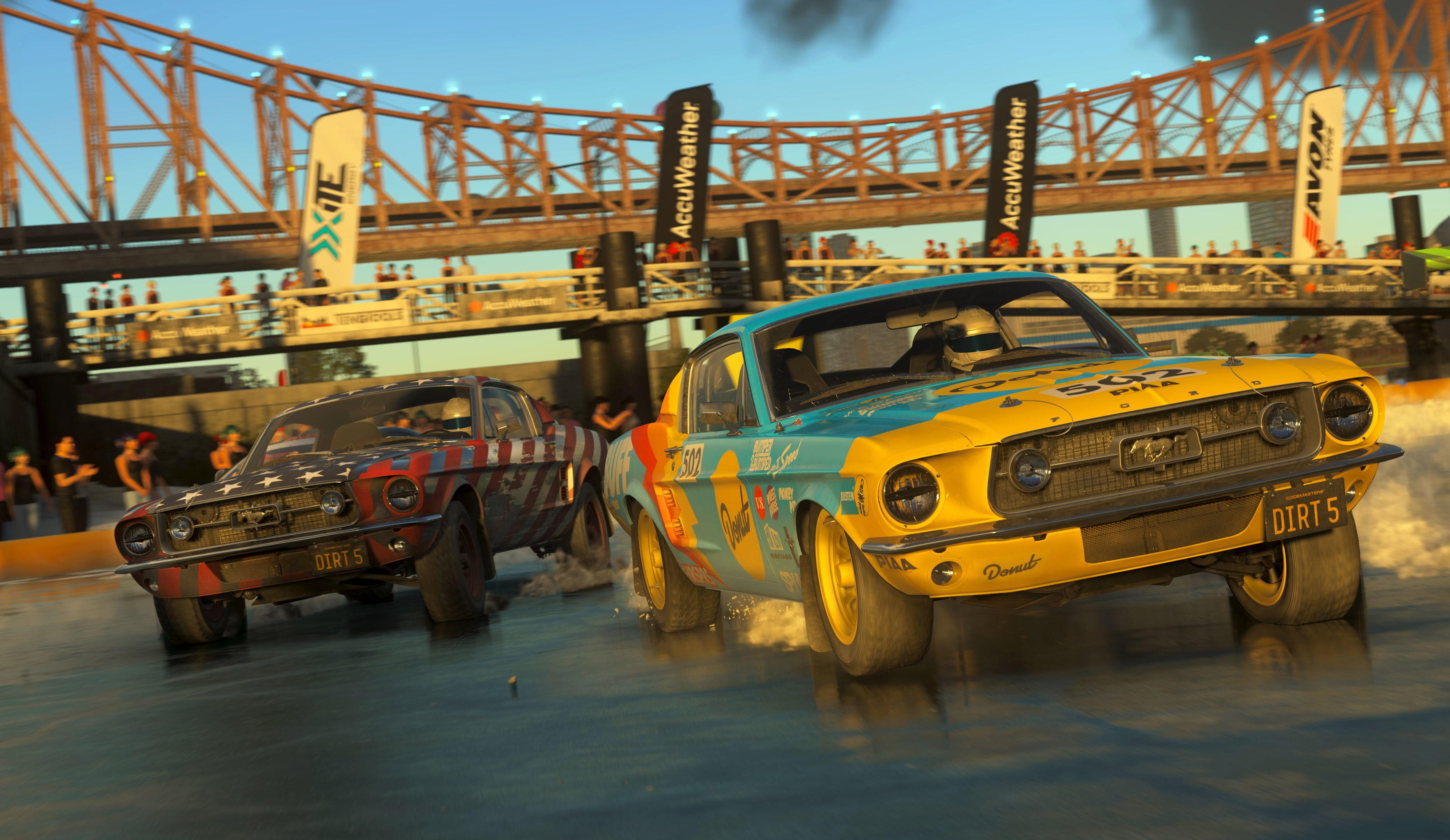 Unlike the Xbox versions, Dirt 5 on PS4 won't transfer save data to PS5 screenshot