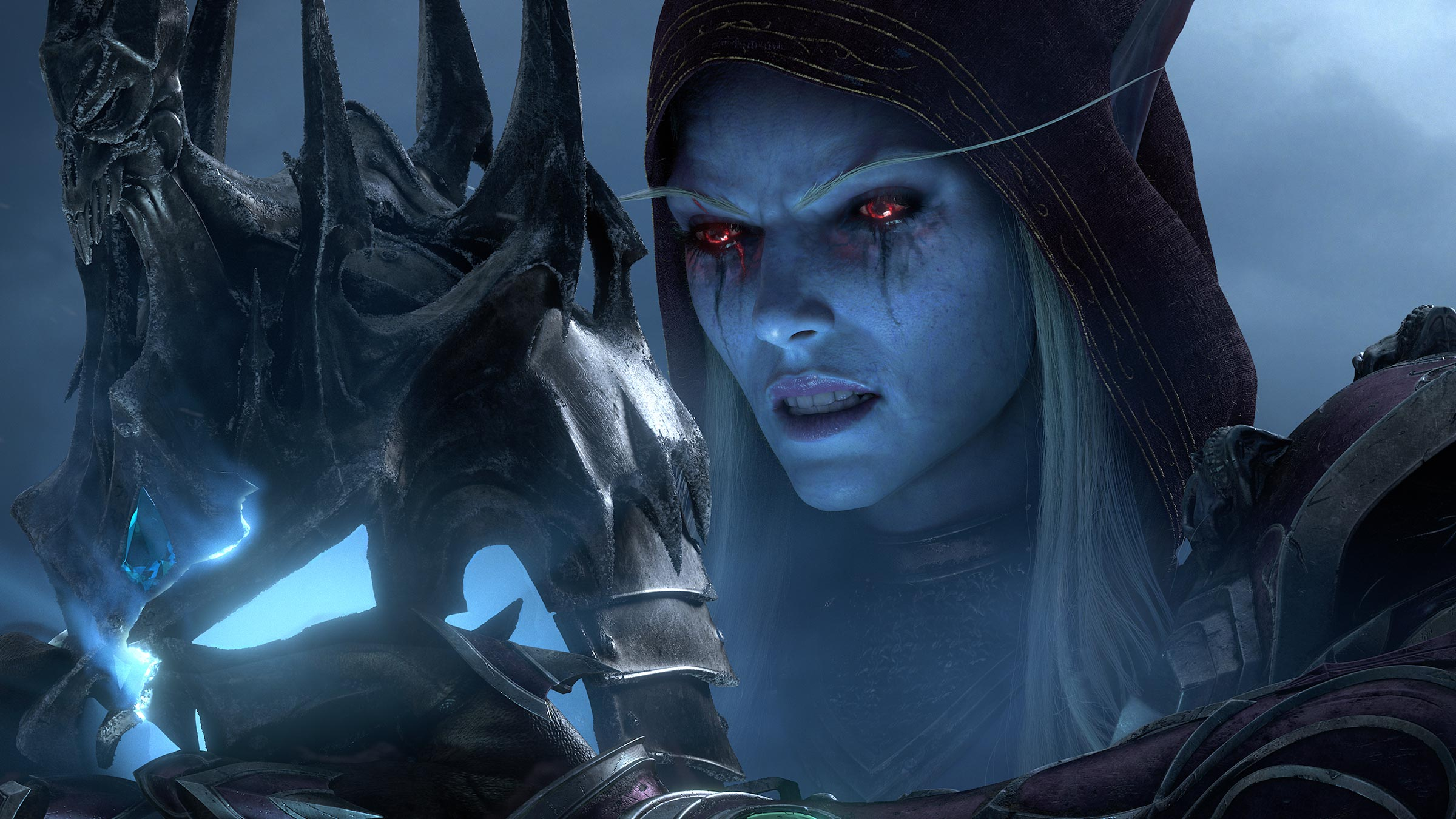 Despite Blizzard's insistence that World of Warcraft: Shadowlands won't be delayed, it has been delayed screenshot