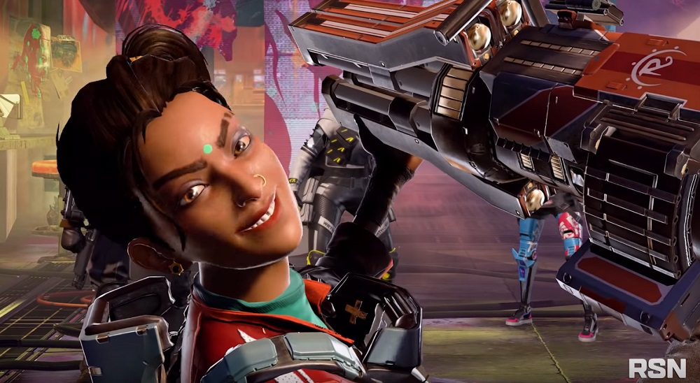 Apex Legends will be testing out cross-play next week screenshot