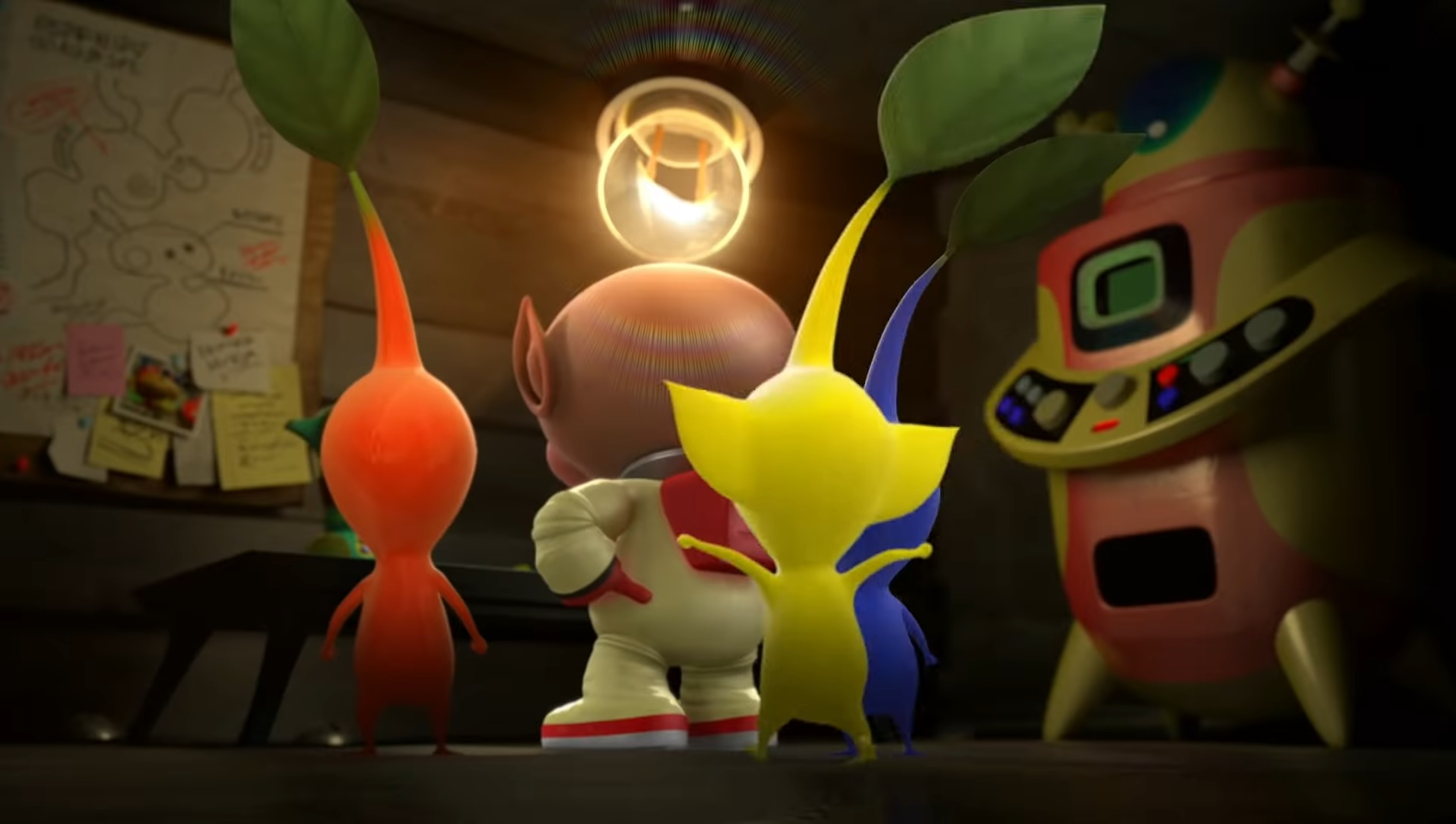 Nintendo is taking Pikmin Short Movies off of the eShop and uploading them to YouTube screenshot