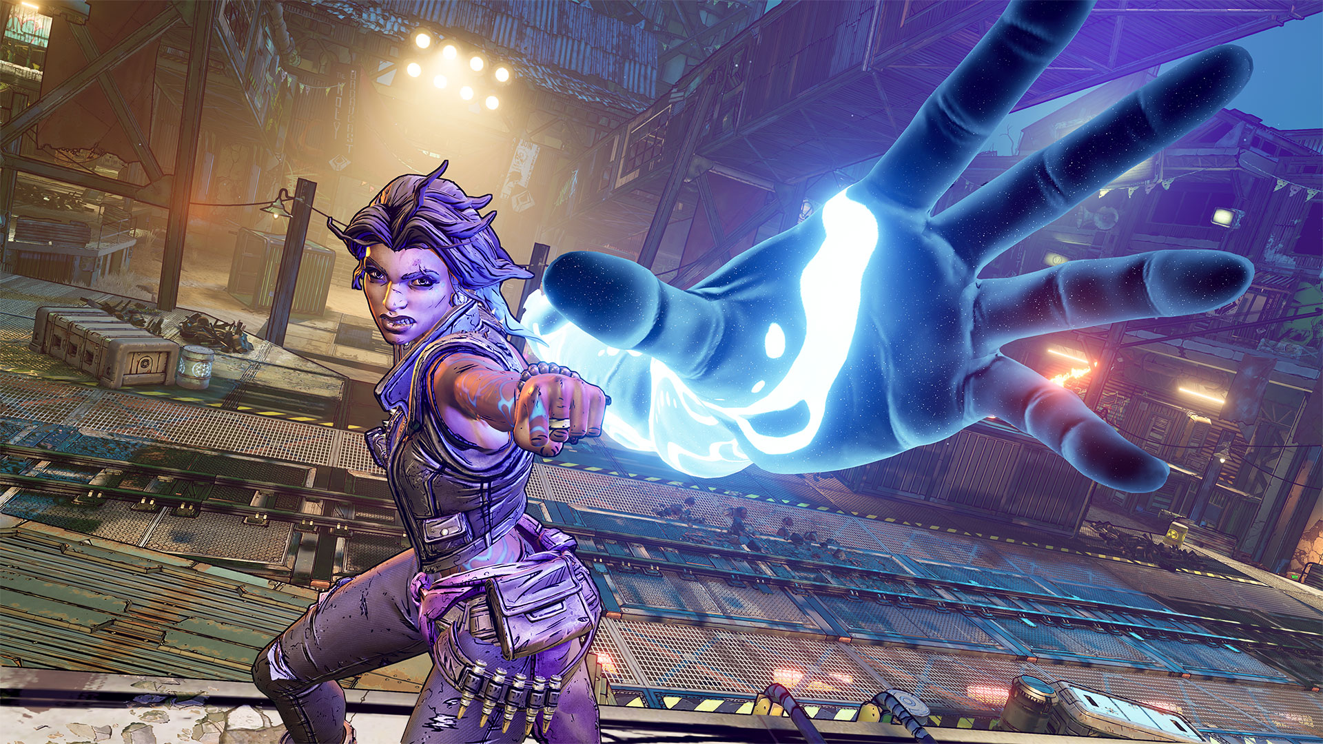 Gearbox sheds just a little light on Borderlands 3's newest game mode screenshot