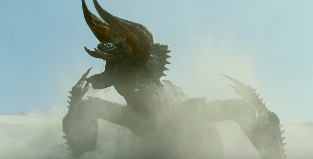 What do you think of this Monster Hunter movie teaser? screenshot