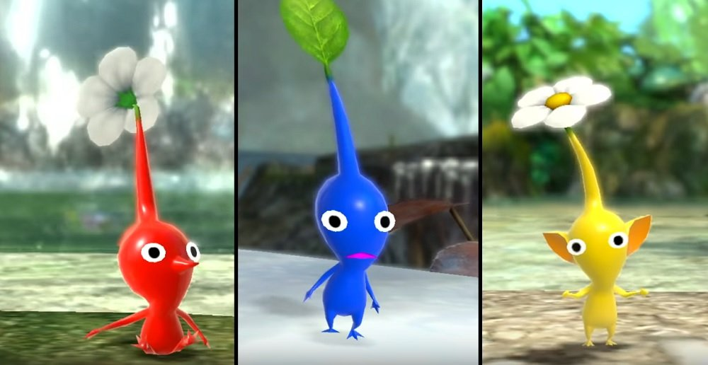 Pikmin 3 Deluxe trailer gets you reacquainted with your plant pals screenshot