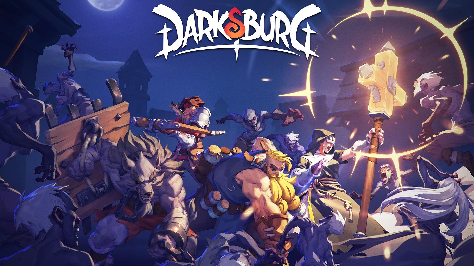 Contest: Spoop your pants with Darksburg on Steam screenshot