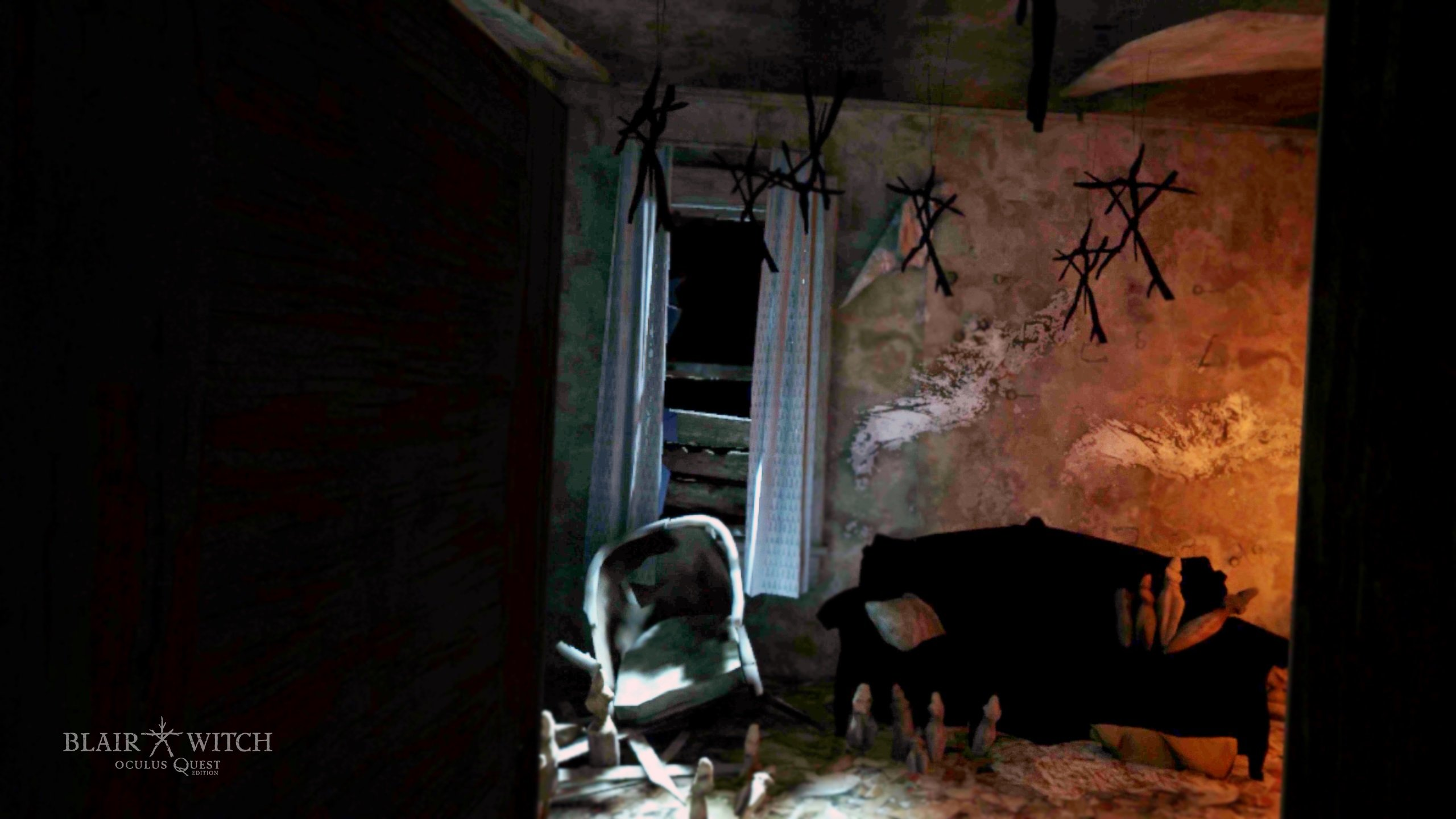 Blair Witch in VR is gonna be a big nope nope nope nope hell nope from me screenshot