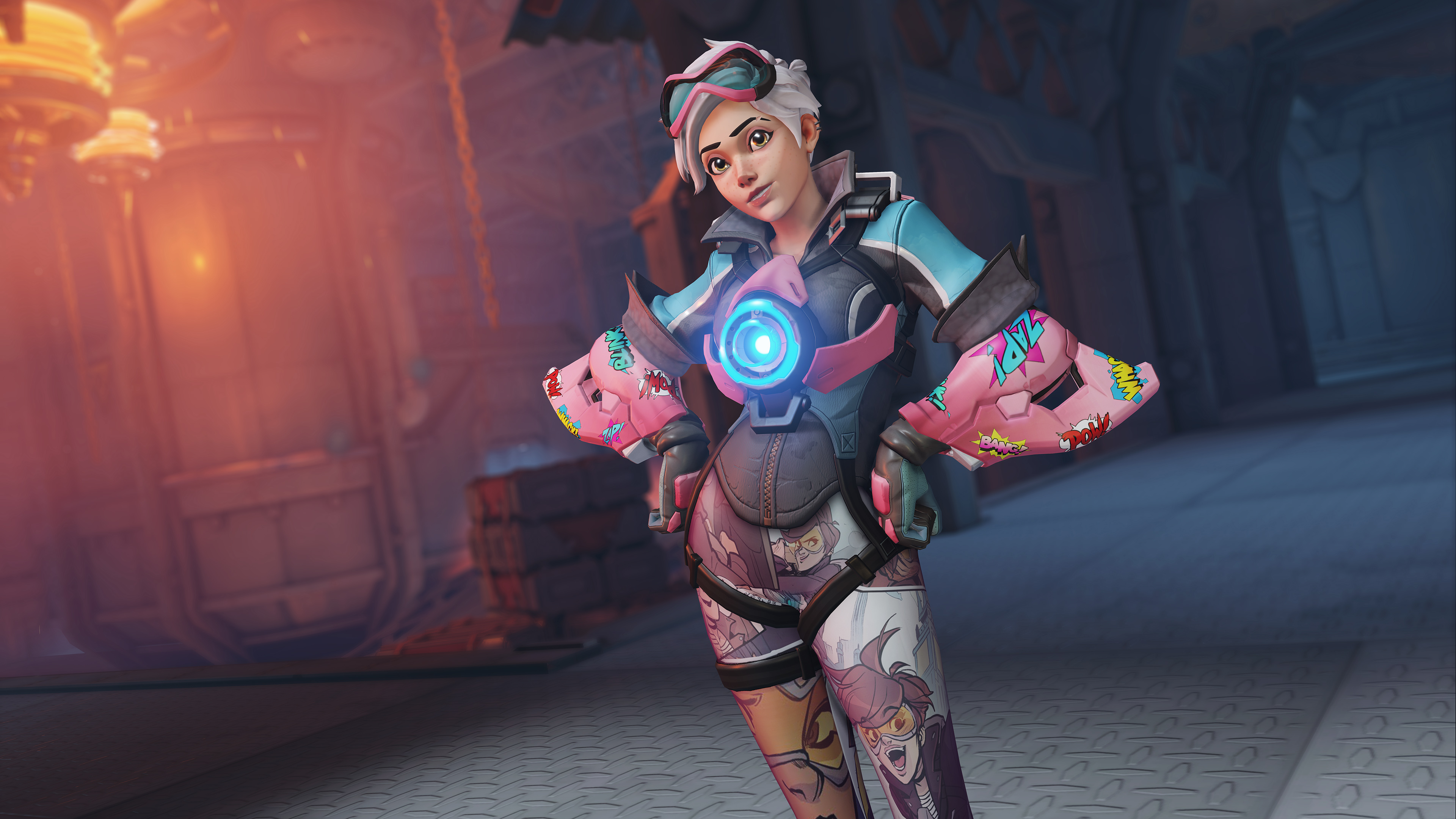 You can play Overwatch for free next week with Nintendo Switch Online screenshot