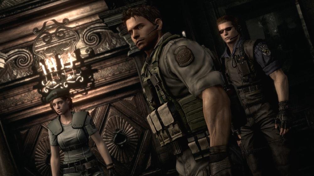 Resident Evil movie reboot reveals cast and plot outline screenshot