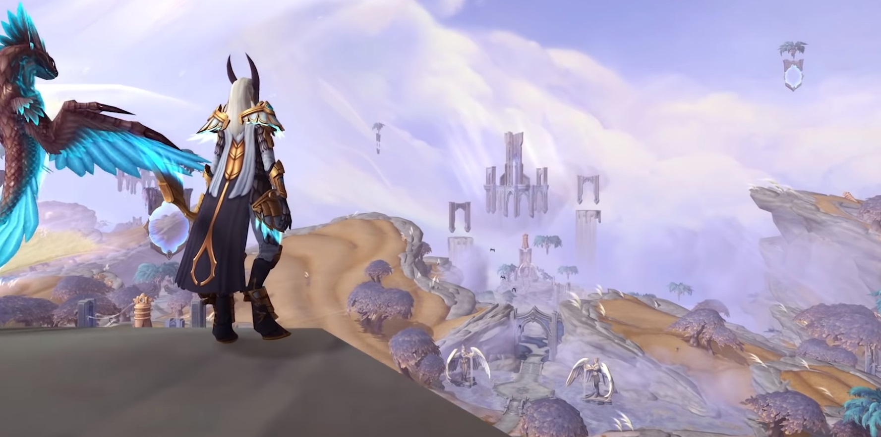 Here's a full rundown of World of Warcraft Shadowlands' Pre-Patch, coming October 13 screenshot