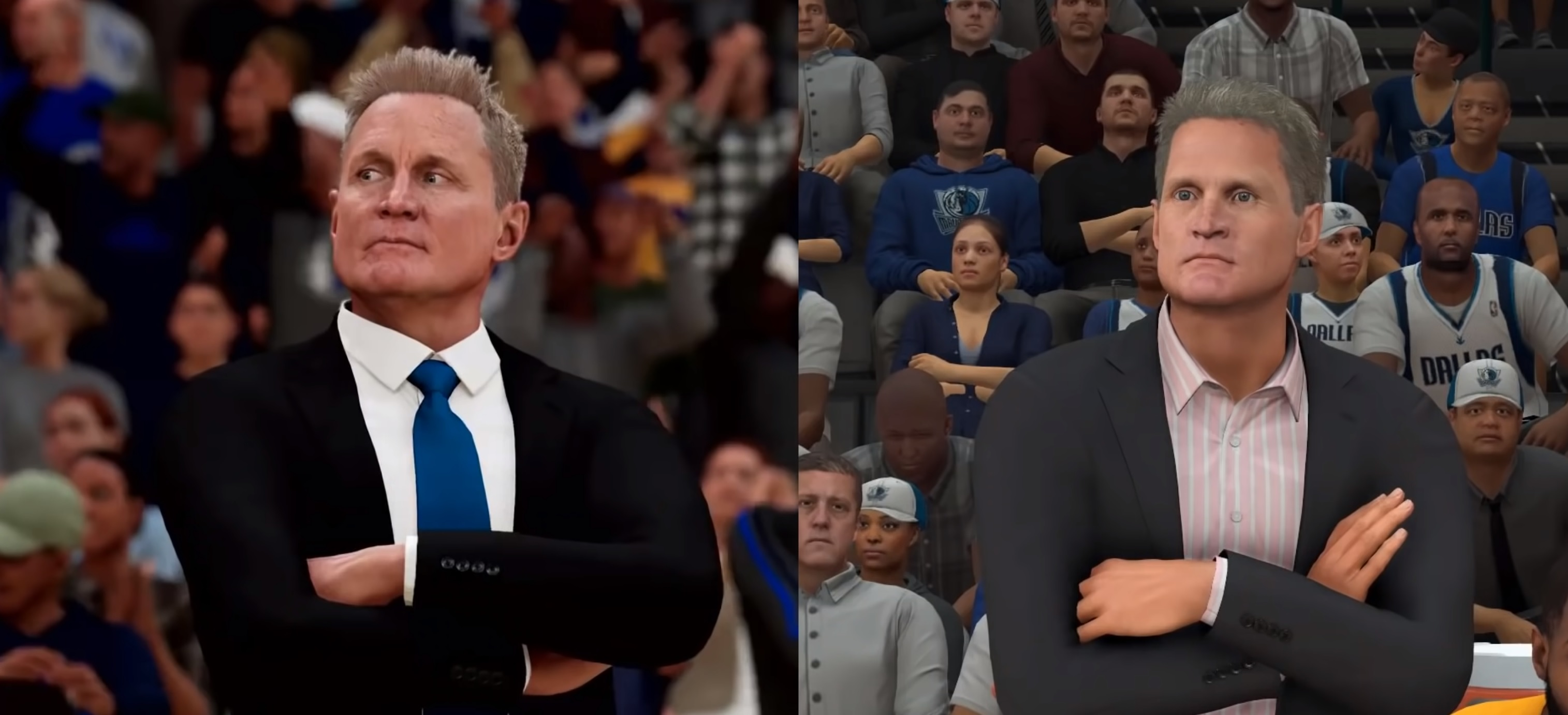 Is the graphical difference between NBA 2K21 on PS4 to PS5 worth the $10 extra cost to you? screenshot