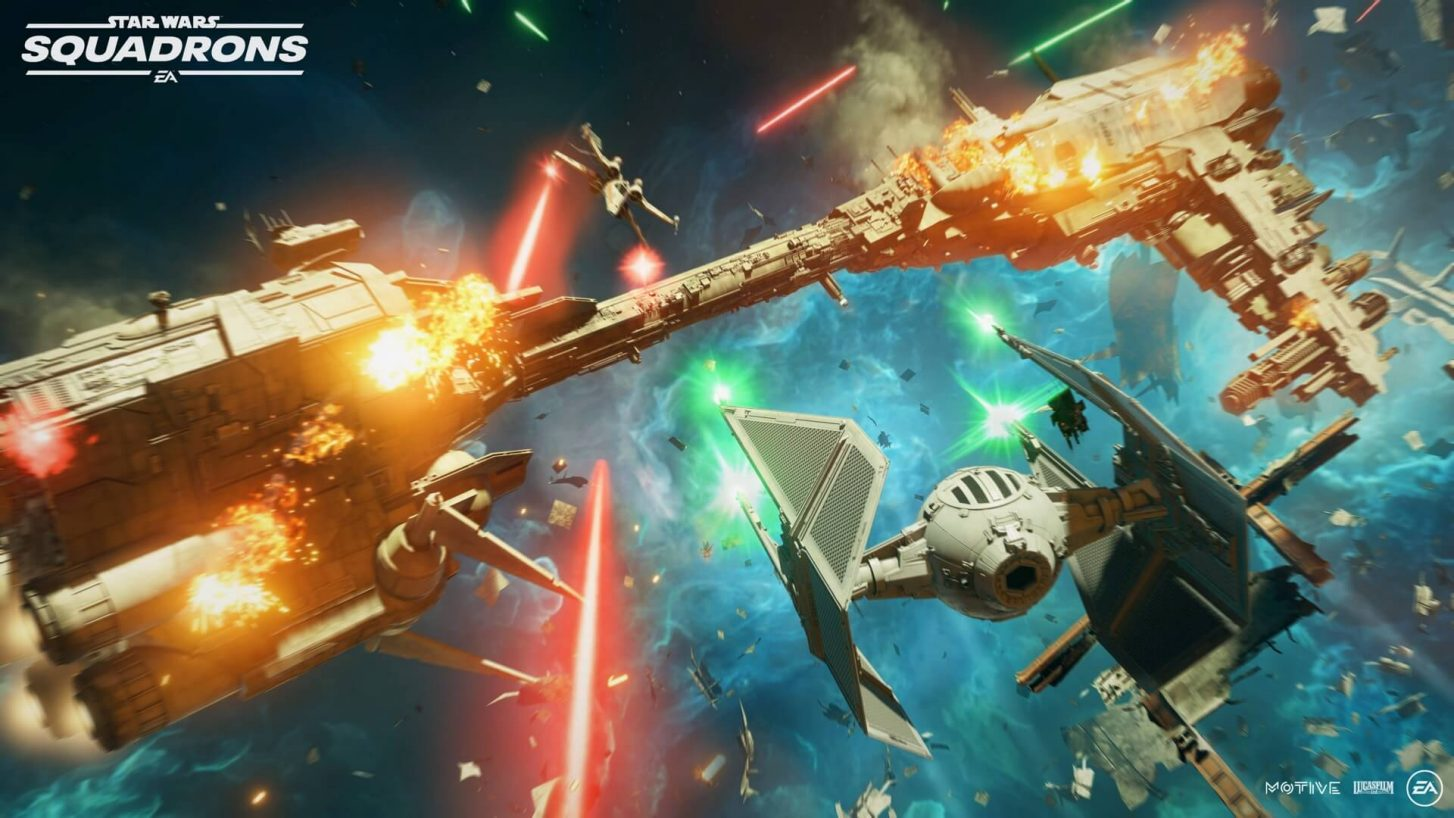 Star Wars: Squadrons won't have any post-launch content screenshot