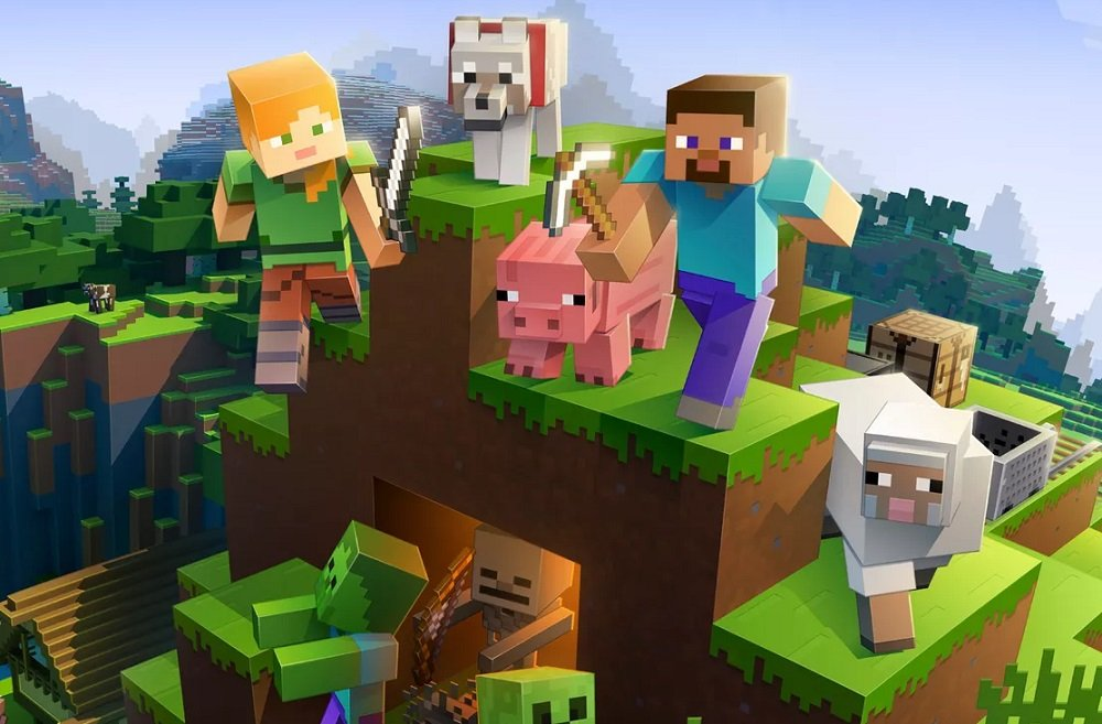 Minecraft movie pushed beyond its 2022 release date screenshot