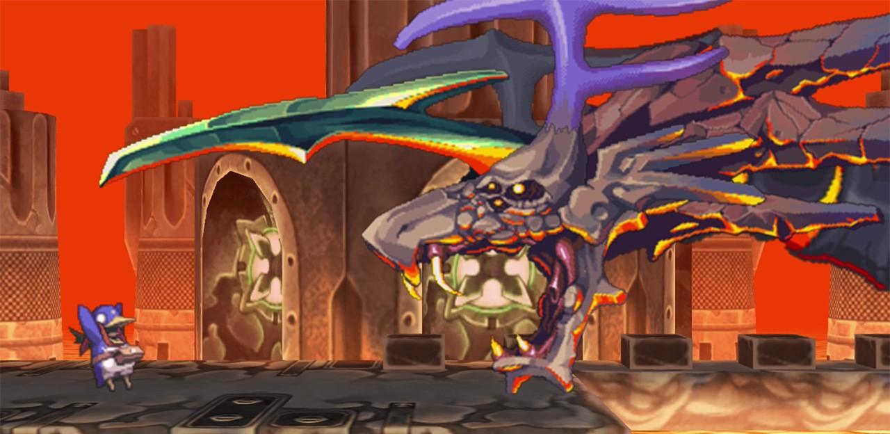 Nintendo Download: Prinny: Can I Really Be the Hero? screenshot