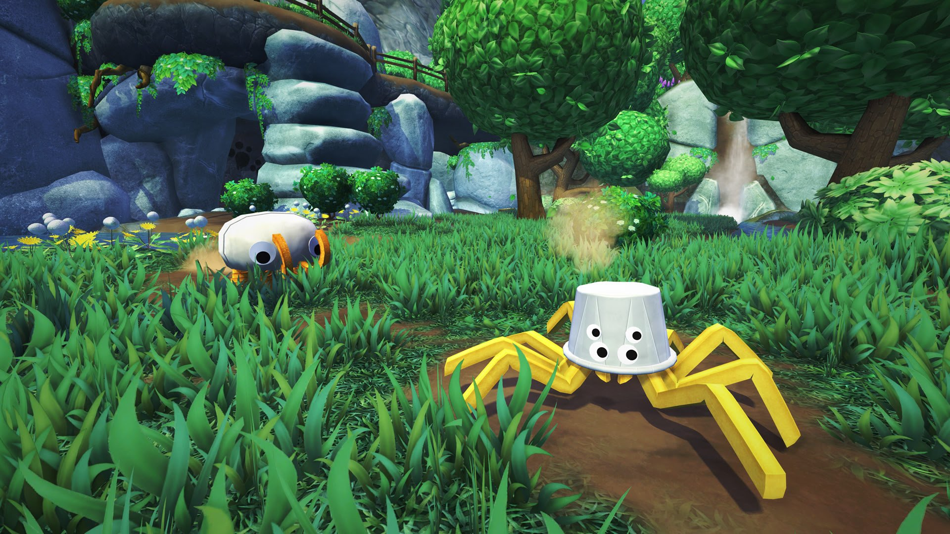 Bugsnax crawls out of the woodwork in time for PlayStation 5's launch screenshot