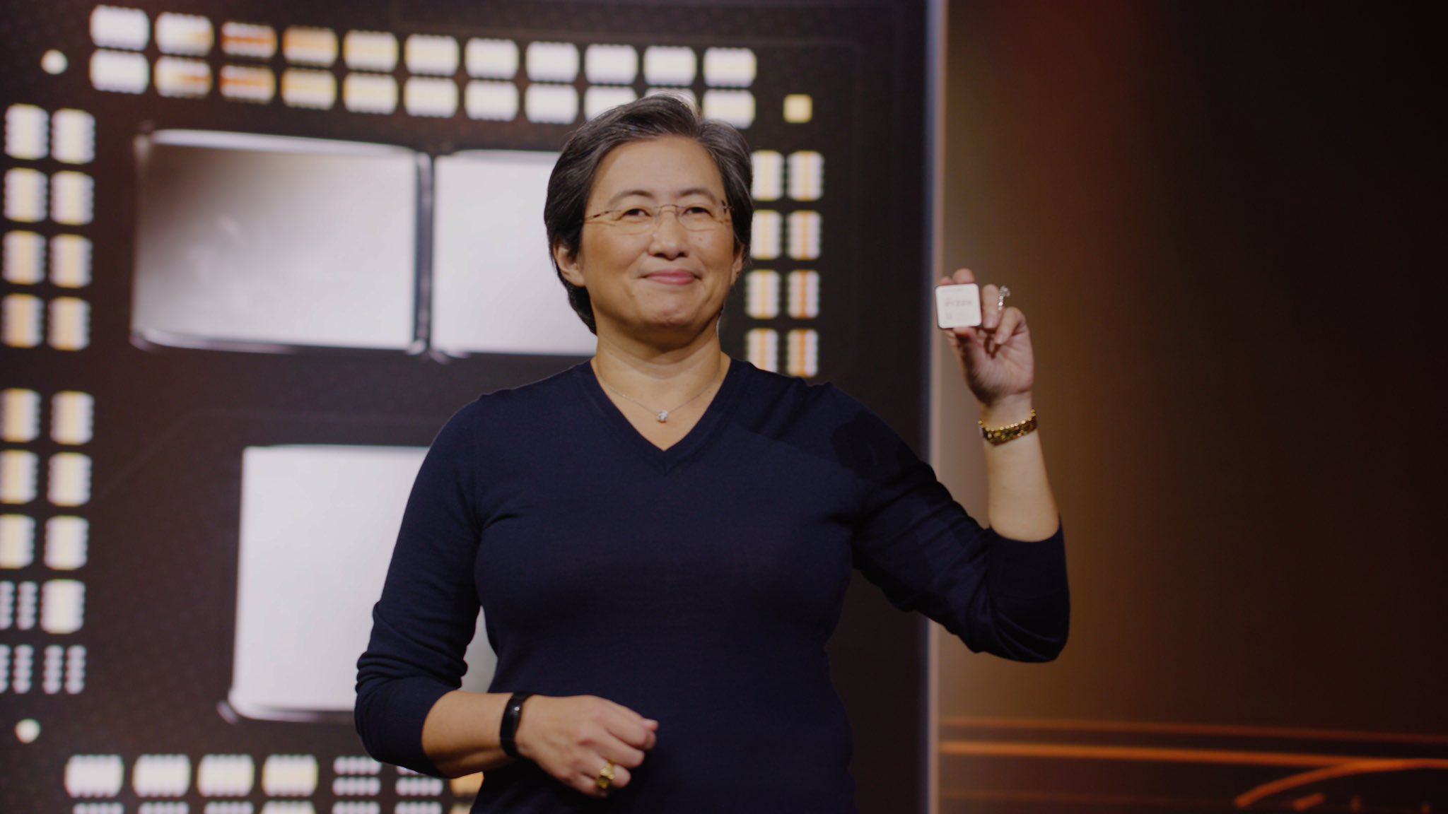 AMD reveals new Zen 3 chips that look to overthrow Intel's previous dominance screenshot