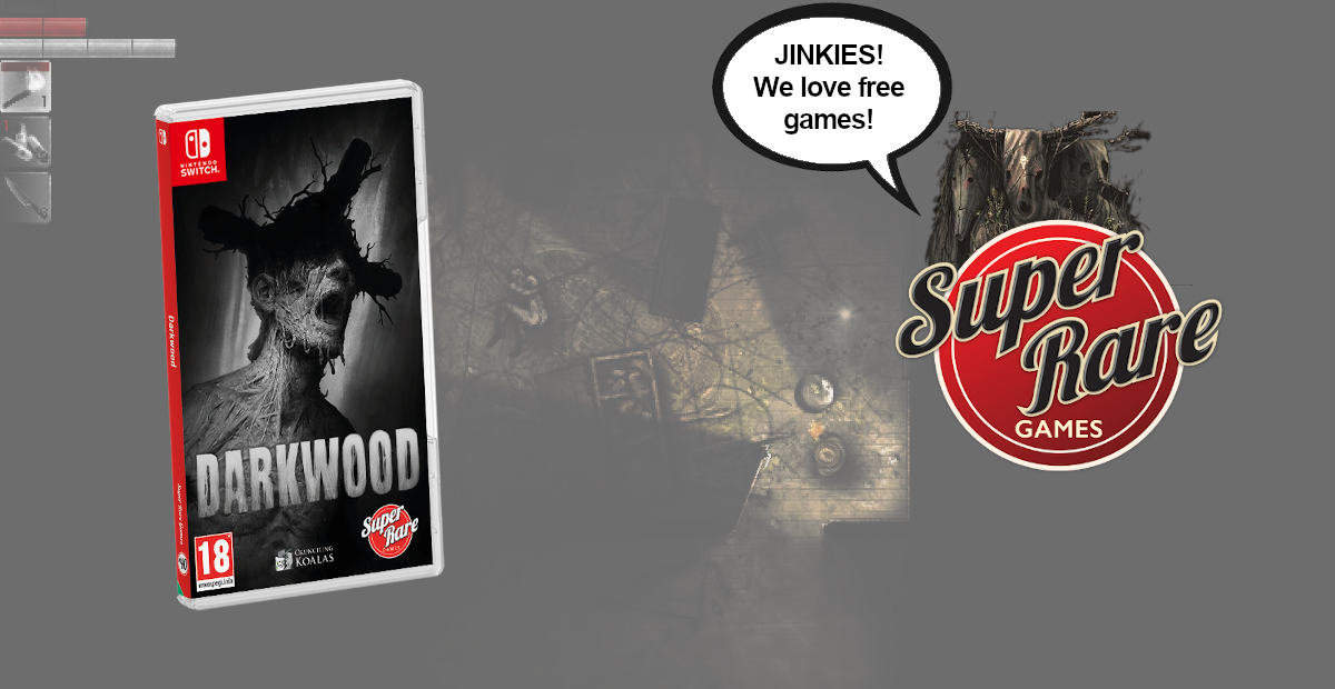 Contest: Win eerie horror title Darkwood on Switch from Super Rare Games screenshot