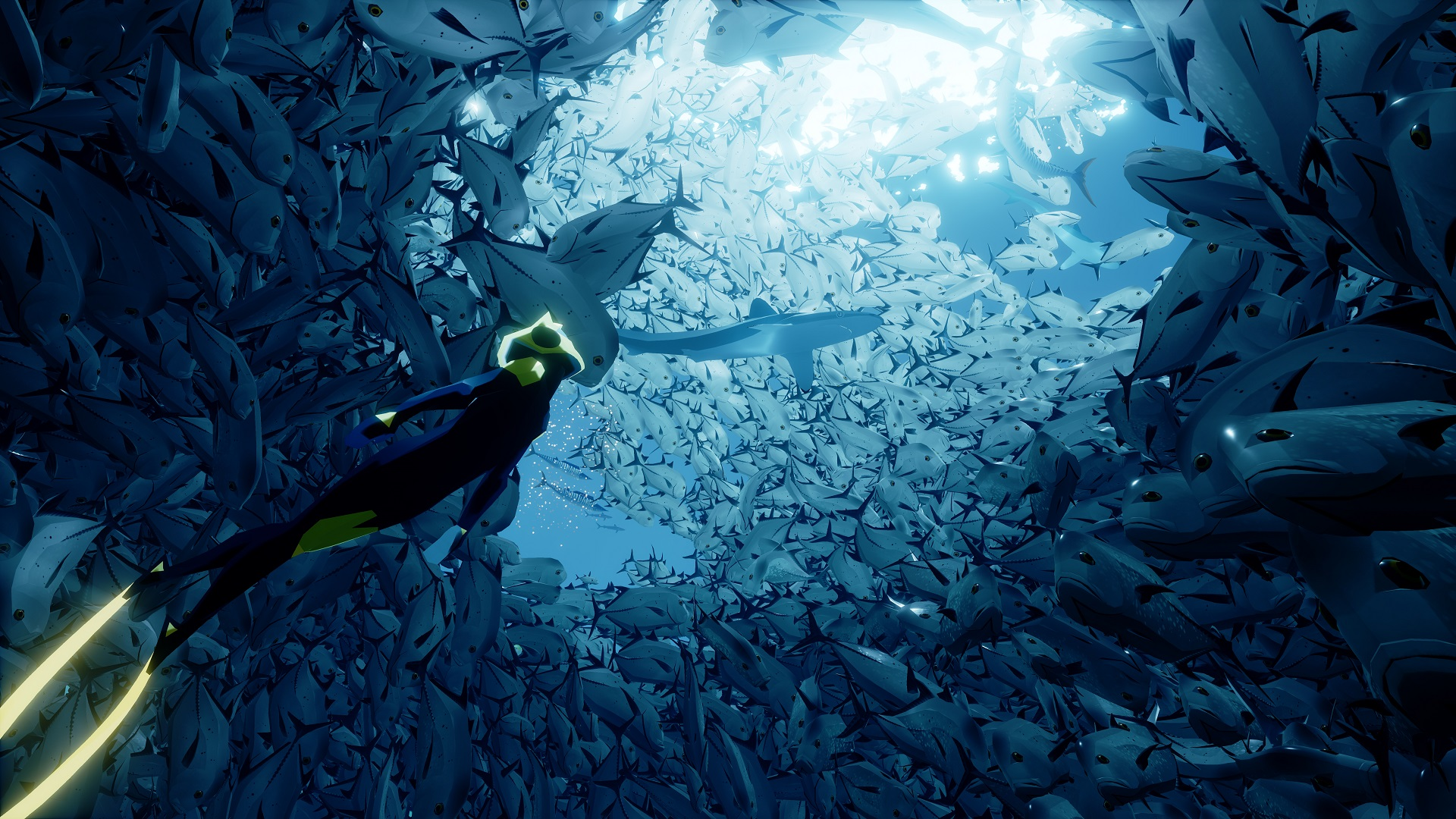 Splishy splash, this week's Epic freebies have an ocean and a storm screenshot