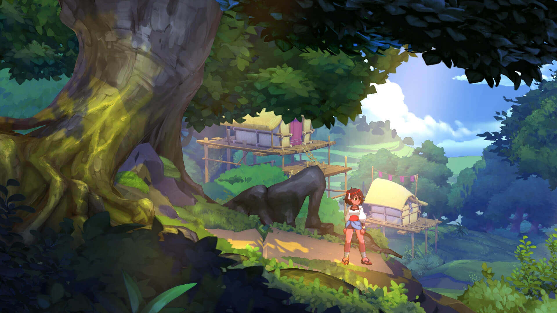 Indivisible gets its final update next week as developer Lab Zero closes down screenshot