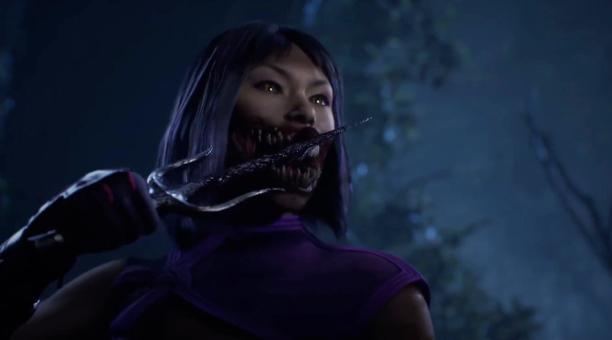 Now that Mileena is in, which Mortal Kombat character will fans badger Ed Boon about next? screenshot