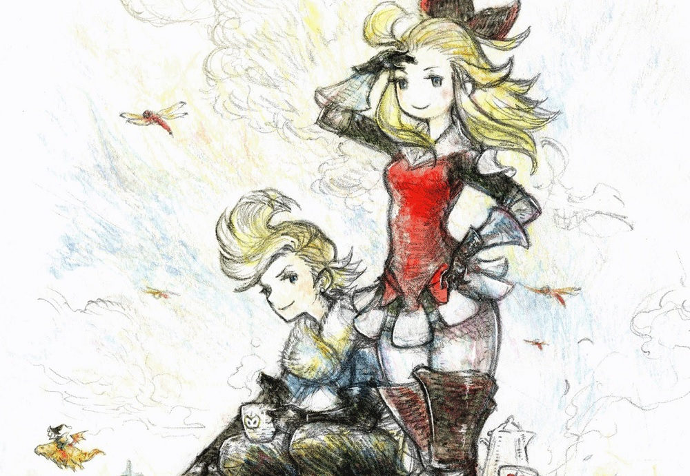 Bravely Default II news teased by Square Enix screenshot